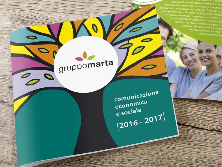 Comunicazione Economica e Sociale Gruppo Marta