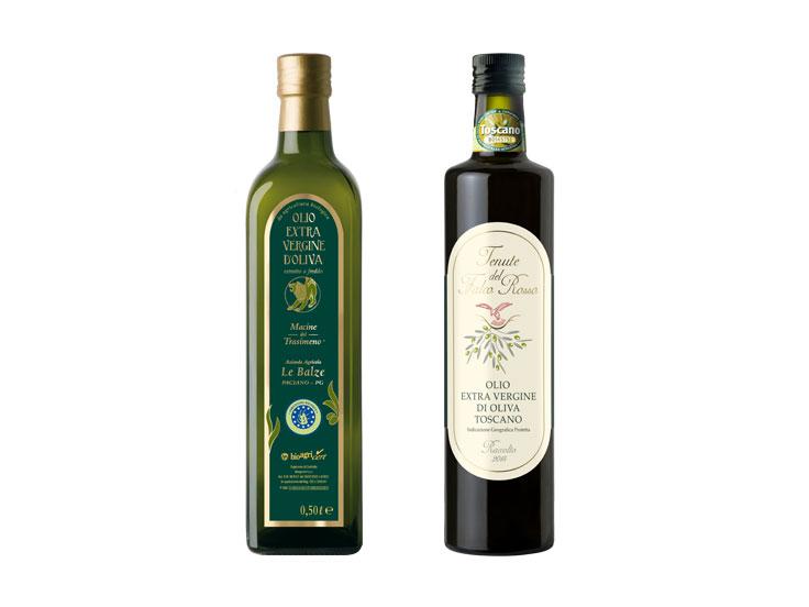 Olio BIO Umbria e Olio Toscano